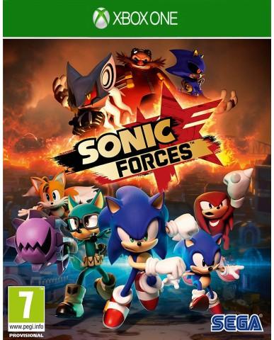 SONIC FORCES BONUS EDITION - XBOX ONE GAME