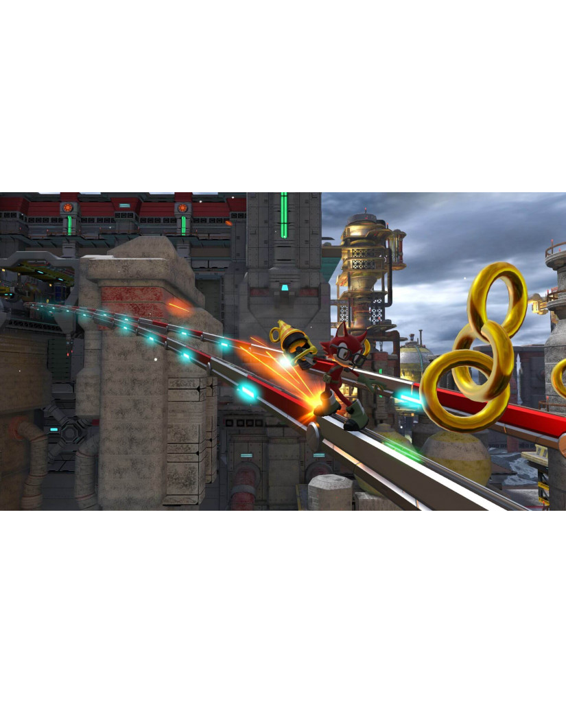 SONIC FORCES BONUS EDITION - XBOX ONE GAME
