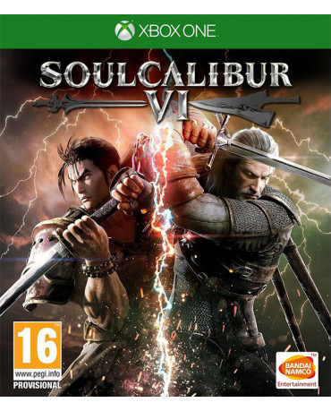 SOULCALIBUR VI - XBOX ONE GAME
