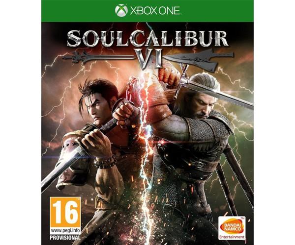 SOULCALIBUR VI - XBOX ONE GAME