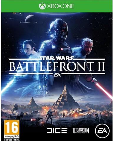 STAR WARS BATTLEFRONT II - XBOX ONE NEW GAME