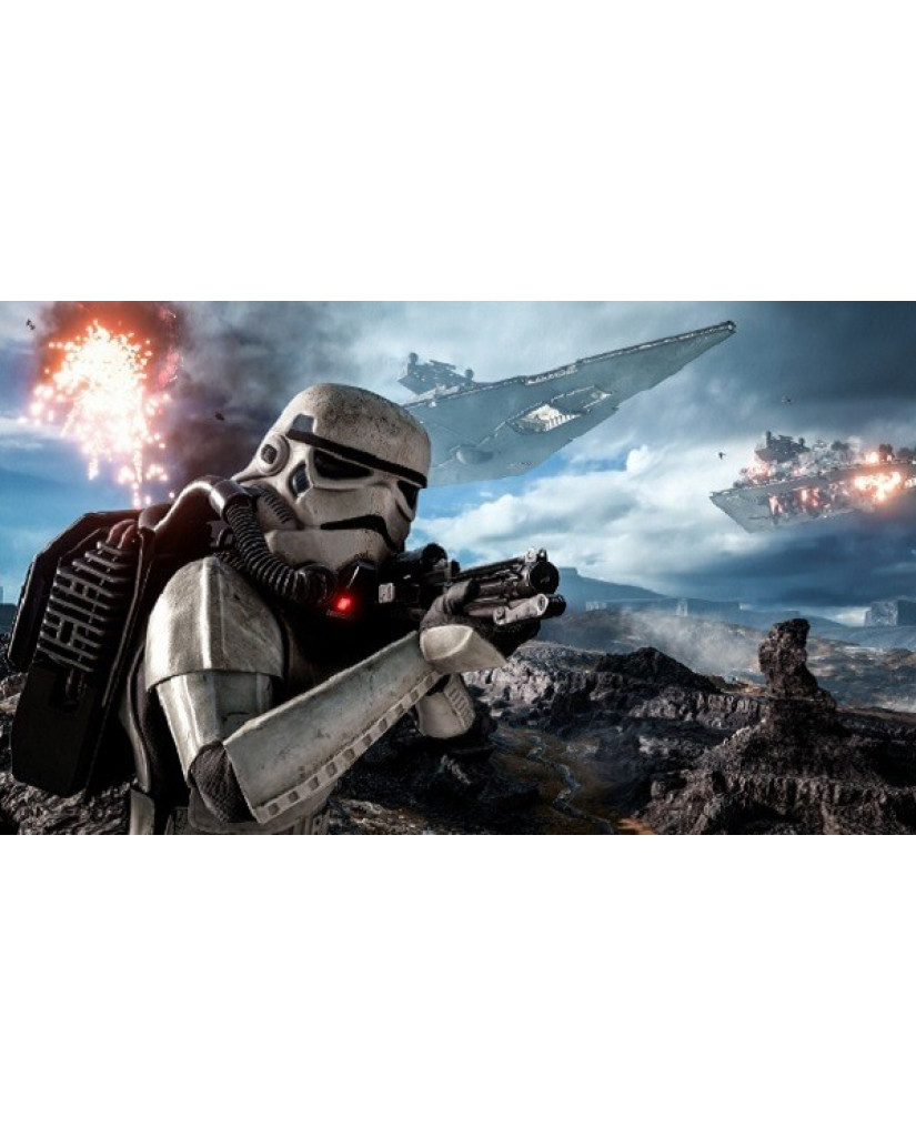 STAR WARS BATTLEFRONT II - XBOX ONE NEW GAME