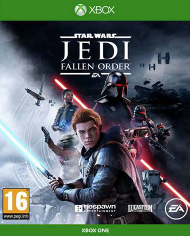 STAR WARS JEDI : FALLEN ORDER - XBOX ONE NEW GAME
