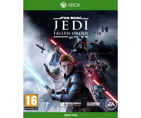 STAR WARS JEDI : FALLEN ORDER - XBOX ONE NEW GAME