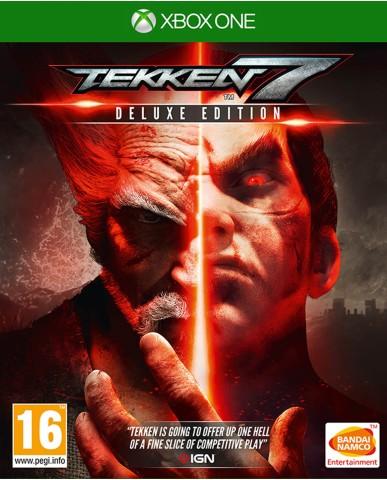 TEKKEN 7 DELUXE EDITION - XBOX ONE GAME