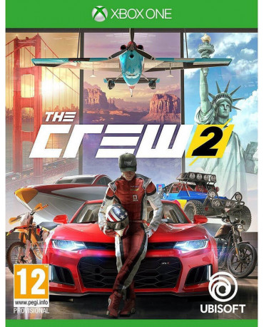 THE CREW 2 – XBOX ONE NEW GAME