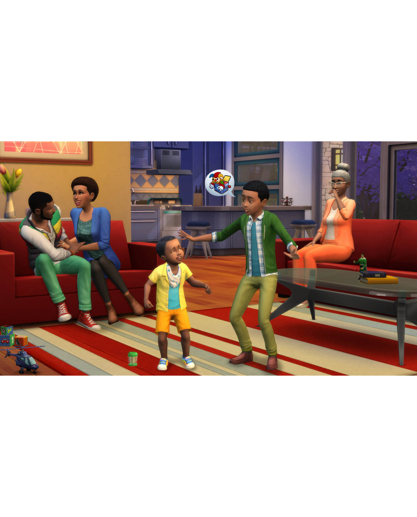 THE SIMS 4 - XBOX ONE NEW GAME