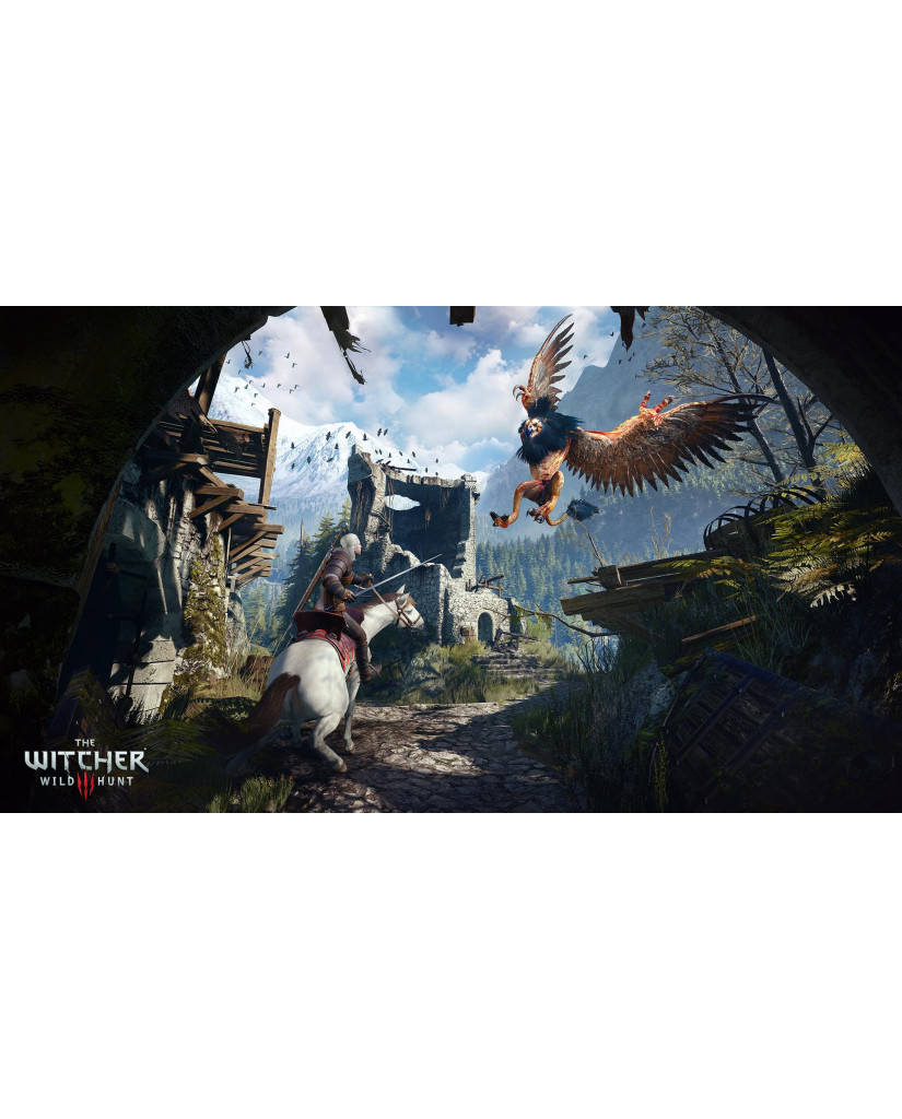 THE WITCHER 3: WILD HUNT GAME OF THE YEAR EDITION - XBOX ONE GAME