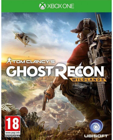 TOM CLANCY'S GHOST RECON WILDLANDS - XBOX ONE GAME