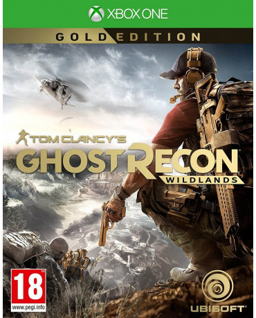 TOM CLANCY'S GHOST RECON WILDLANDS GOLD EDITION - XBOX ONE GAME