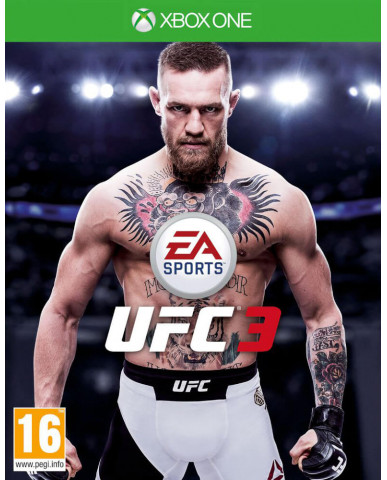 UFC 3 - XBOX ONE NEW GAME