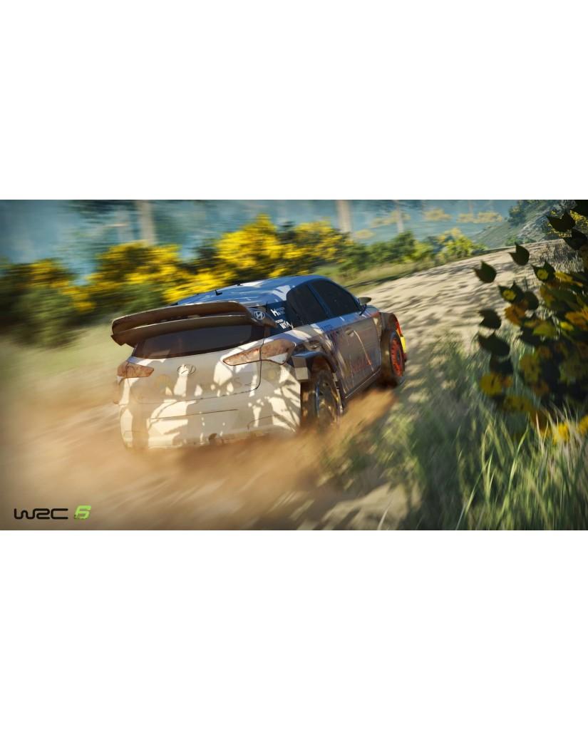 WRC 6 - XBOX ONE GAME