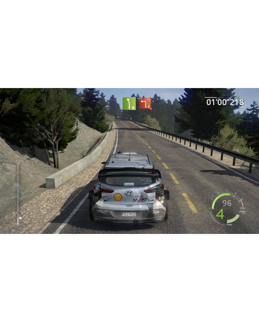 wrc 6 xbox one racing game mad. Black Bedroom Furniture Sets. Home Design Ideas