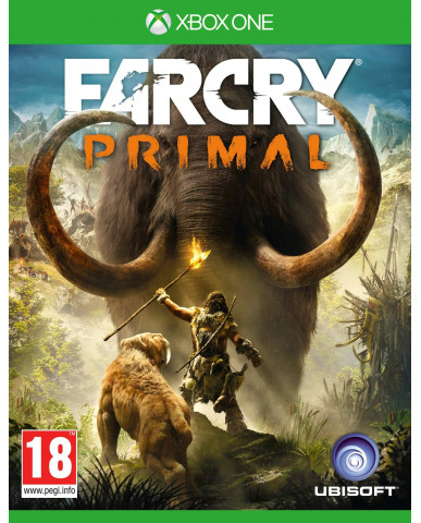 FAR CRY PRIMAL - XBOX ONE GAME