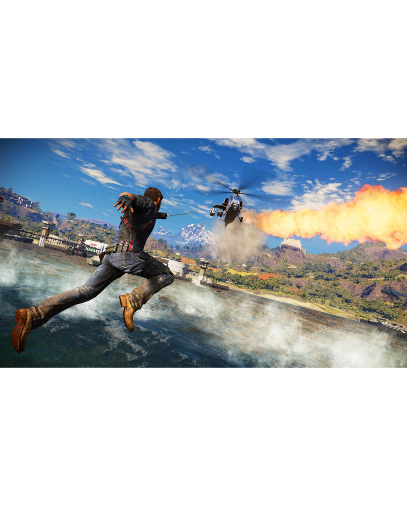 JUST CAUSE 3 GOLD EDITION - PS4 GAME