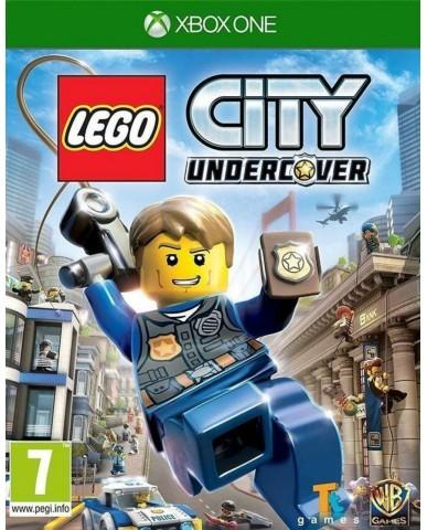 LEGO CITY UNDERCOVER - XBOX ONE GAME