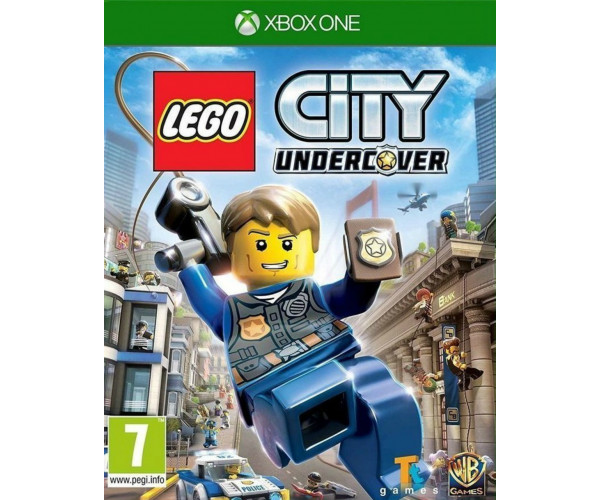 LEGO CITY UNDERCOVER - XBOX ONE GAME