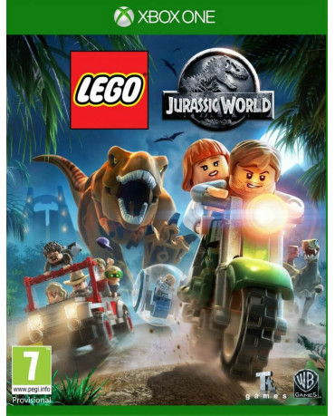 LEGO JURASSIC WORLD - XBOX ONE GAME