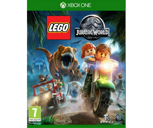LEGO JURASSIC WORLD - XBOX ONE GAME