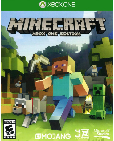 MINECRAFT - XBOX ONE GAME