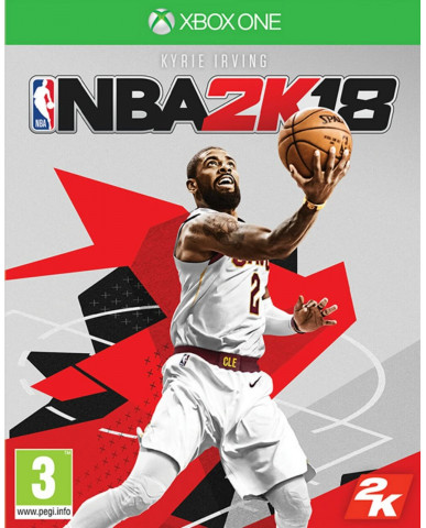 NBA 2K18 ΠΕΡΙΛΑΜΒΑΝΕΙ 5.000 VC  & 10 MY TEAM PACKS - XBOX ONE GAME