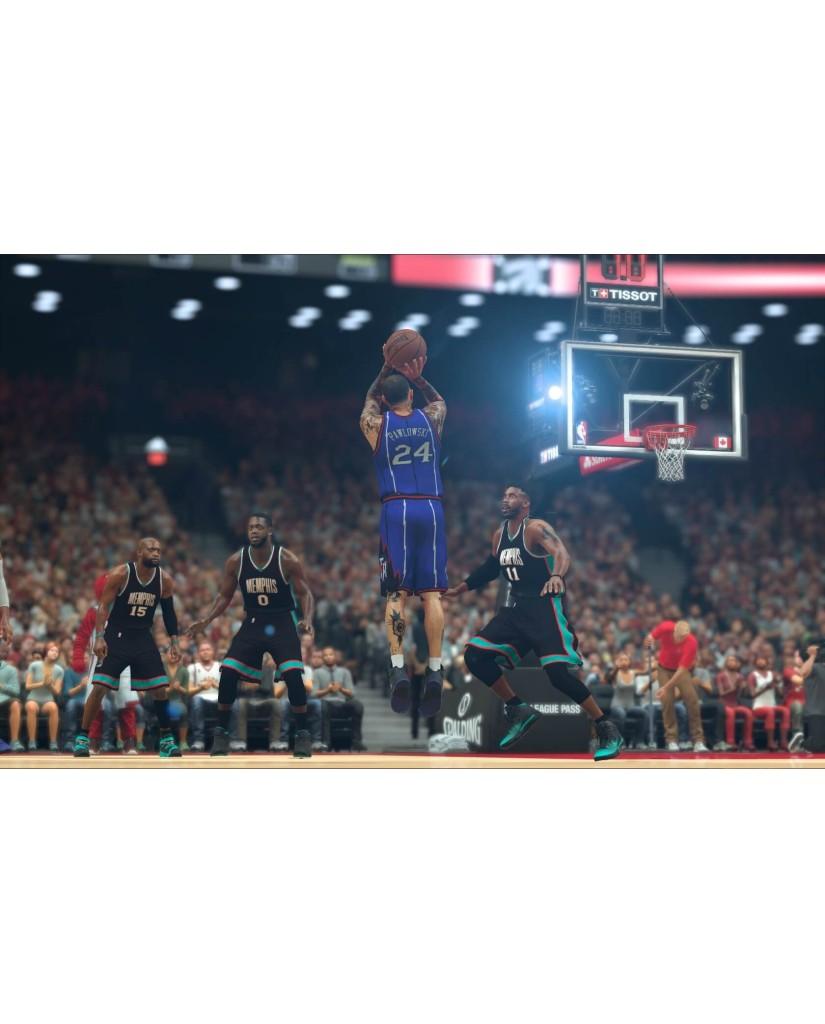 NBA 2K17 - XBOX ONE GAME