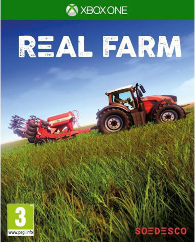 REAL FARM SIM - XBOX ONE GAME
