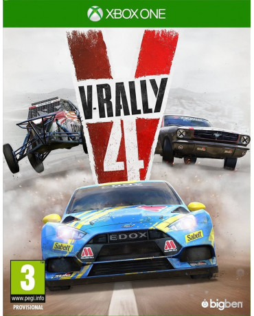 V-RALLY 4 - XBOX ONE GAME