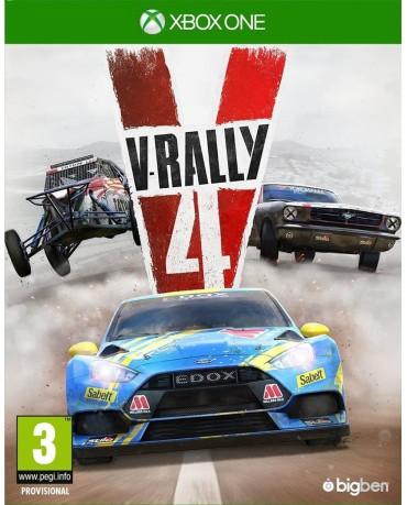 V-RALLY 4 - XBOX ONE GAME