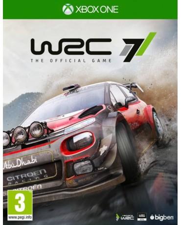 WRC 7 - XBOX ONE GAME