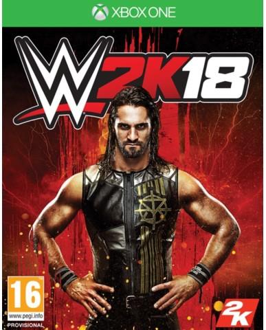 WWE 2K18 - XBOX ONE GAME