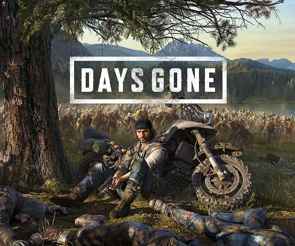 DAYS GONE PS4 GAMES