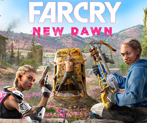 FAR CRY NEW DAWN PS4 GAMES