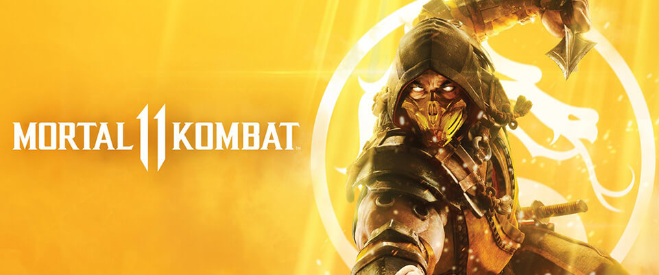 MORTAL KOMBAT 11 PS4 GAMES