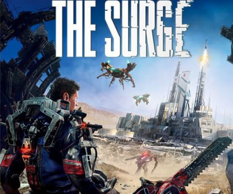 THE SURGE PS4 GAMES